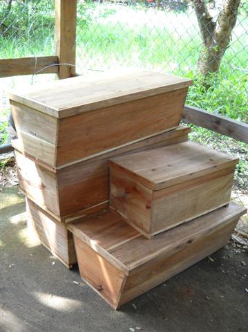 Urambo FDC modern beehives
