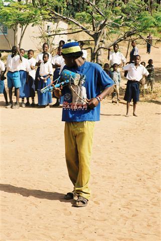 Semembele musician