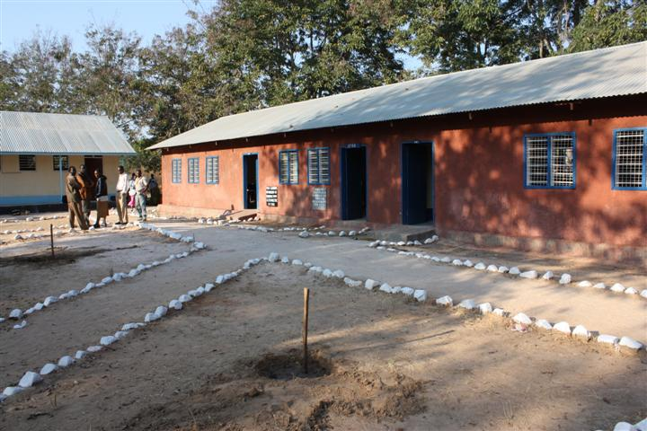 Utimule School finished