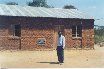 New roof at Nkokoto School