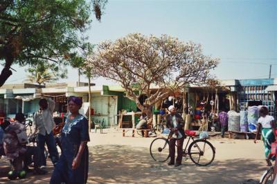 Nzega main street
