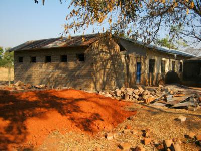 Urambo FDC new latrines