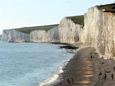 Glorious Seven Sisters ahead