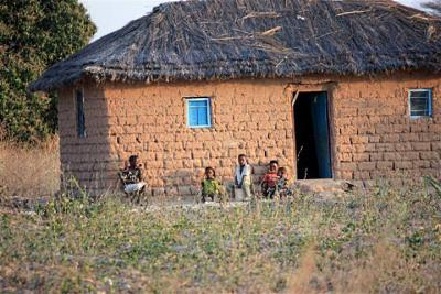 Sukuma family house in Mwanhala