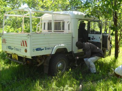 Mwanhala FDC truck