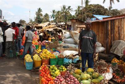 Nzega fruit market